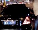 Tạm đình chỉ tài xế xe biển xanh gây tai nạn tại Hà Nội