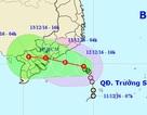Áp thấp nhiệt đới tiếp tục áp sát bờ biển các tỉnh Bình Thuận - Bến Tre