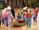 Áp thấp nhiệt đới suy yếu, Nam Trung Bộ tiếp tục mưa lũ