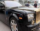 """""""Trình làng"""" siêu xe Rolls Royce Phantom mạ vàng"""