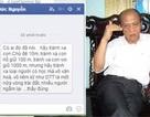 """Vụ PCT huyện miệt thị phóng viên: """"Cần một lời xin lỗi"""""""