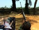 Hãi hùng cảnh dùng súng tàn sát chim trời tại Khu lưu niệm Nguyễn Du