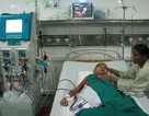 Đà Nẵng: Lần đầu tiên chạy thận nhân tạo cho bệnh nhi
