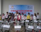 Đà Nẵng: Trao gần 20 chiếc xe đạp đến học sinh nghèo vượt khó