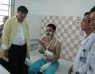 Cháy kho sơn, 17 chiến sĩ chữa cháy bị thương