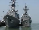 Hai tàu hải quân tự vệ bờ biển Nhật Bản thăm Đà Nẵng