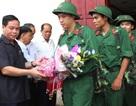 Đắk Nông: 350 thanh niên hăng hái lên đường nhập ngũ