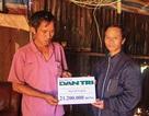 Hơn 21 triệu đồng đến với gia đình anh Nguyễn Hải