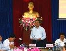 Đại tướng Trần Đại Quang đôn đốc thực hiện giải pháp cấp bách phòng chống hạn