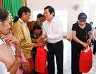Chủ tịch nước Trương Tấn Sang thăm bà con các dân tộc tỉnh Đắk Nông