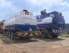 Tạm giữ xe bồn chở 18.000 lít xăng, dầu có nhiều dấu hiệu vi phạm