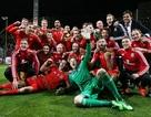 Xứ Wales lần đầu dự vòng chung kết Euro trong lịch sử