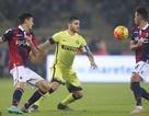 Inter Milan trở lại ngôi đầu bảng Serie A