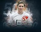 Vượt C.Ronaldo, Messi giật giải thưởng của Goal