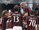 Đại thắng 4-1, AC Milan trở lại top 5