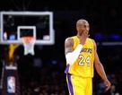 Huyền thoại bóng rổ Kobe Bryant tuyên bố giải nghệ