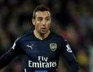 Santi Cazorla nghỉ 3 tháng, Arsenal lâm nguy