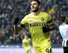 Hủy diệt đối thủ 4-0, Inter đầy kiêu hãnh trên ngôi đầu Serie A