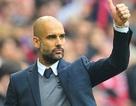 Pep Guardiola chính thức cập bến Man City