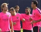 """Hai cầu thủ Barcelona bị nghi """"trốn tuyển"""" vì Siêu kinh điển"""