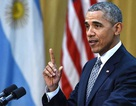 Tổng thống Mỹ Obama không thể sắp xếp cho con gái gặp Messi