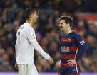 C.Ronaldo vượt mặt Messi ở Siêu kinh điển