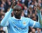 Yaya Toure xác nhận sẽ chia tay Man City