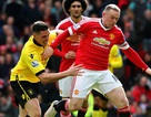 "Van Gaal: ""Wayne Rooney nổi giận với tôi"""