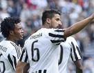 Đại thắng Palermo, Juventus chạm tay vào Scudetto