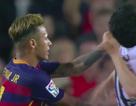 Tát đối phương, Neymar đối diện với án treo giò