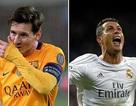 Giá trị của Messi vẫn vượt xa C.Ronaldo