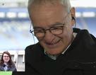 HLV Ranieri nhận được món quà đặc biệt trước thời khắc lịch sử