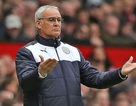 HLV Ranieri có thể không đón chức vô địch cùng Leicester
