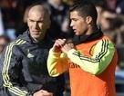 """C.Ronaldo: """"Tôi yêu mến Zidane, mong ông ấy ở lại"""""""