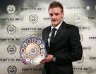 Jamie Vardy được vinh danh ở Premier League
