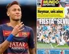 Neymar sắp nhận lương siêu khủng ở Barcelona