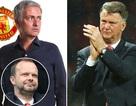 """Mourinho và Van Gaal sẽ """"ngồi chung một thuyền"""" ở MU"""