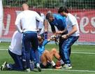 C.Ronaldo bất ngờ chấn thương trước trận chung kết Champions League