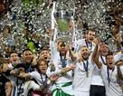 Real Madrid vỡ òa hạnh phúc giương cao cúp vô địch Champions League