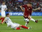 """Vận đen mở màn ở Euro """"đeo bám"""" đội tuyển Anh"""