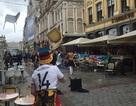 Bạo lực ở Euro 2016 leo thang: CĐV Đức và Ukraine ẩu đả kinh hoàng