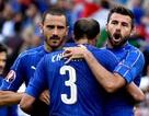 Nhiều cầu thủ Italia đối diện với án treo giò ở Euro 2016