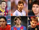 Quá trình thay đổi kiểu tóc của Messi diễn ra như thế nào?
