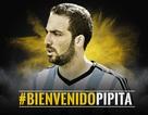 Chi 90 triệu euro, Juventus chính thức sở hữu Higuain