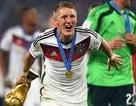 Schweinsteiger nghẹn ngào chia tay tuyển Đức