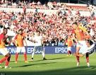 """Chiêm ngưỡng siêu phẩm """"gây bão"""" của Ibrahimovic vào lưới Galatasaray"""