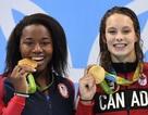 Hai vận động viên cùng nhận… huy chương vàng