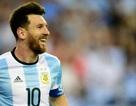 Messi chính thức trở lại đội tuyển quốc gia Argentina