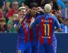 Leganes 1-5 Barcelona: Sự hủy diệt của Messi-Neymar-Suarez