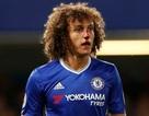 David Luiz đổ máu trong ngày ra mắt Chelsea